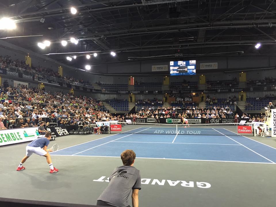 Conseil municipal du 29/09/16 – Quel soutien aux grands événements sportifs à Metz ?