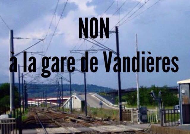 Est-il bien raisonnable de ressortir aujourd'hui le dossier de la gare d'interconnexion TGV de Vandières ?