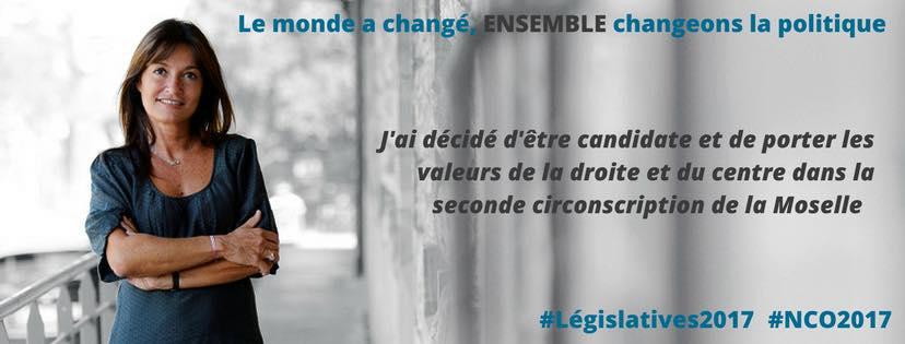 Législatives 2017 – Déclaration de candidature