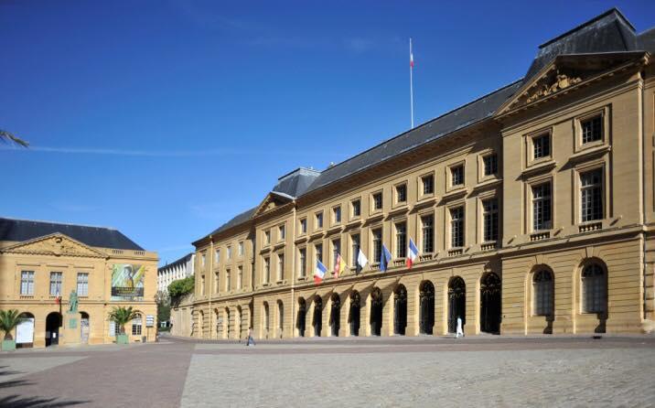 Conseil municipal de Metz – Communiqué de presse