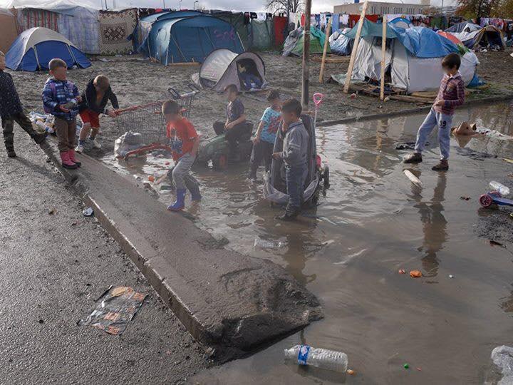 Démantèlement du camp de Blida : une urgence humanitaire et sanitaire
