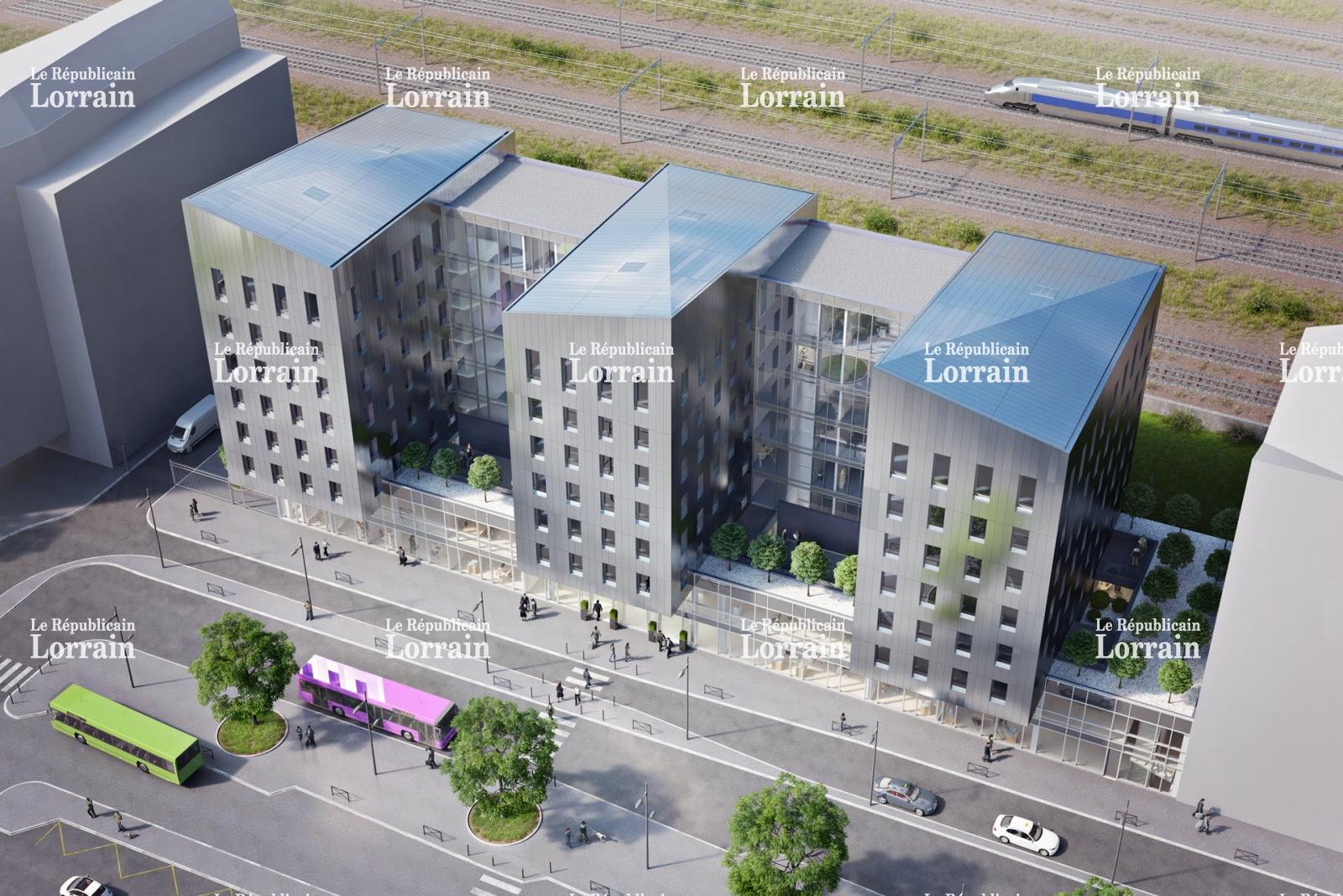 Nouveau siège de Metz Métropole : propriétaire plutôt que locataire, mais pas à n'importe quel prix !