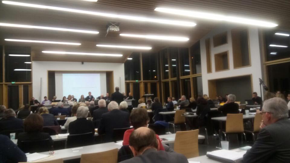 Metz Métropole – Débat d'orientation budgétaire – séance du 19/02/18