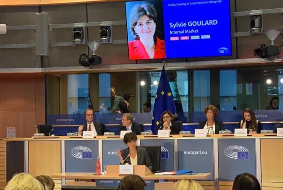 Rejet de la candidature de Sylvie Goulard au poste de commissaire européen