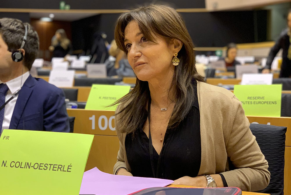 Commission des libertés civiles – Parlement européen
