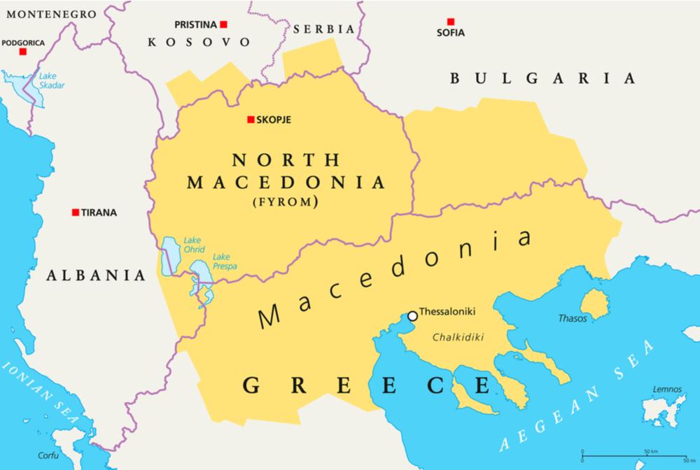 Elargissement de l'UE à l'Albanie et à la Macédoine du nord