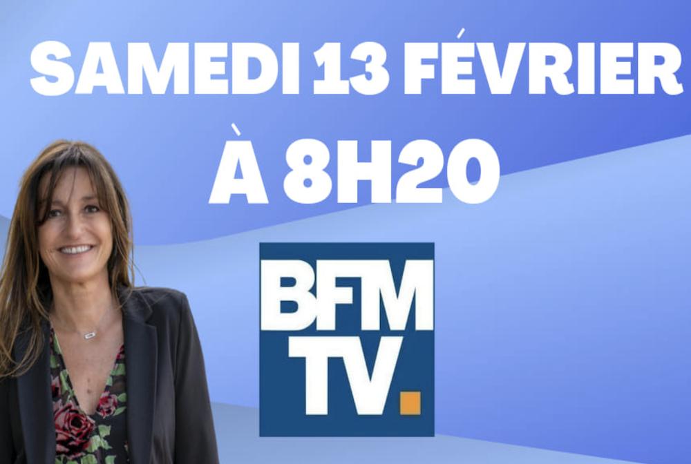 Interview BFM TV