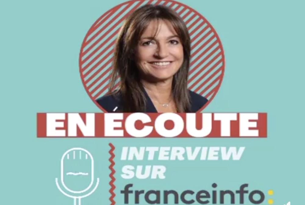 Interview sur Franceinfo