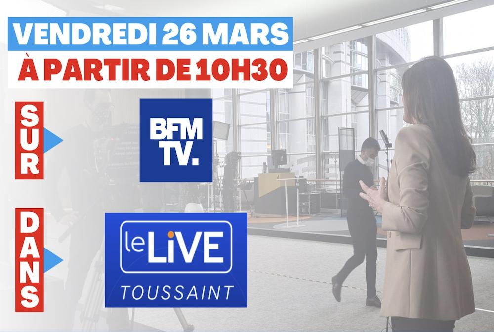 BFMTV. Le live de Bruce Toussaint