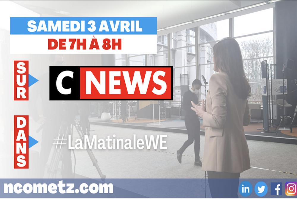 La MatinaleWE – CNEWS
