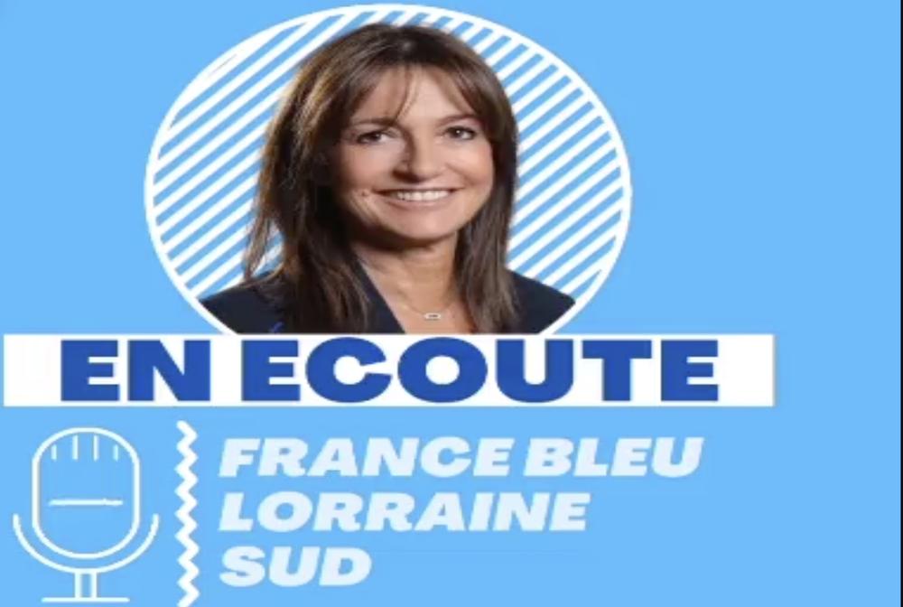 Interview FRANCE BLEU Lorraine sud sur le pass sanitaire